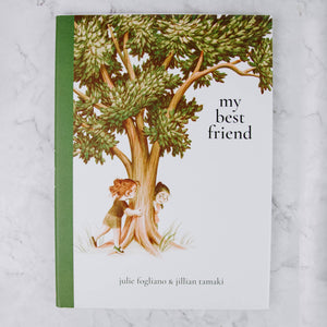 My Best Friend Book