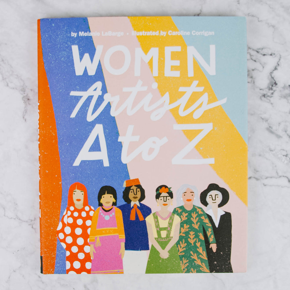 Women Artists A to Z Book