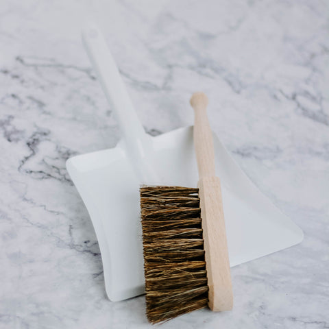 Small Dustpan & Brush Set