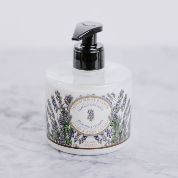 French Hand & Body Lotion