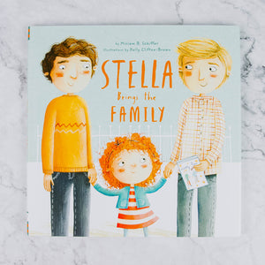 Stella Brings The Family Book