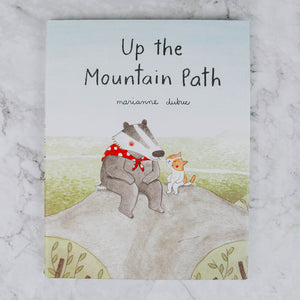 Up The Mountain Path Book