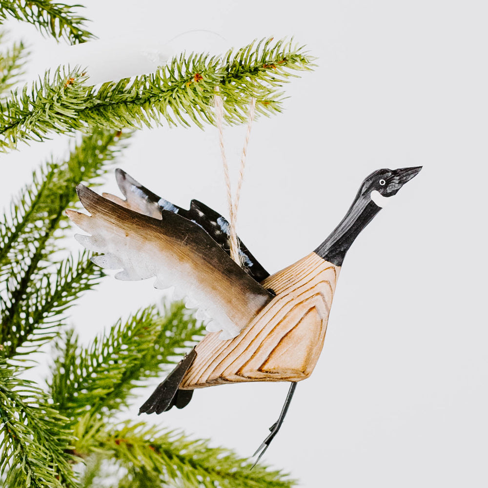 Load image into Gallery viewer, Flying Bird Ornament