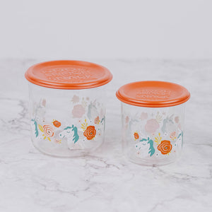 Lunch Snack Containers