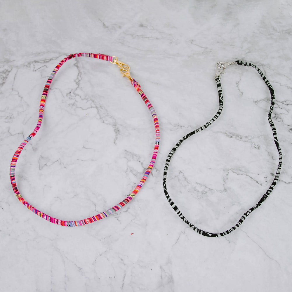 Boho Face Mask Lanyard