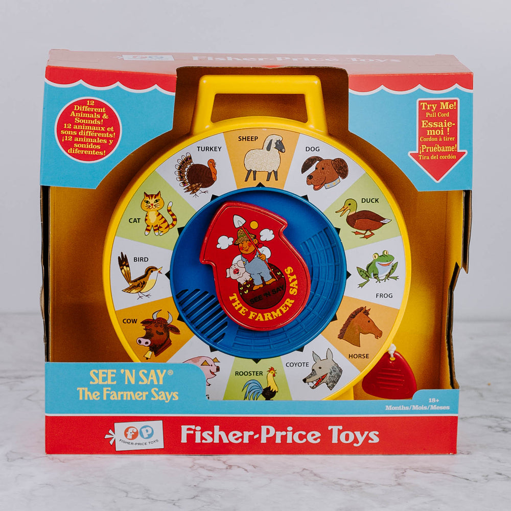 Load image into Gallery viewer, Classic Fisher Price Toys