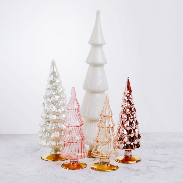 Vintage-Inspired Glass Tree