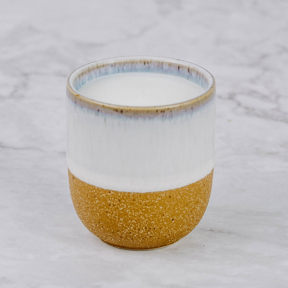 Two-Tone Artisan Candle