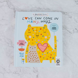 Love Can Come In Many Ways Book