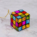 Rubik's Cube Ornament
