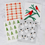 Holiday Swedish Dishcloth