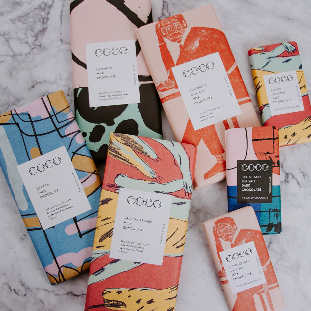 Coco Chocolate Bars