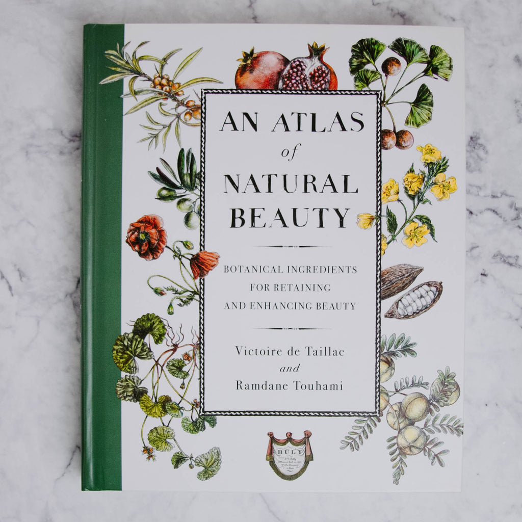 Atlas of Natural Beauty Book