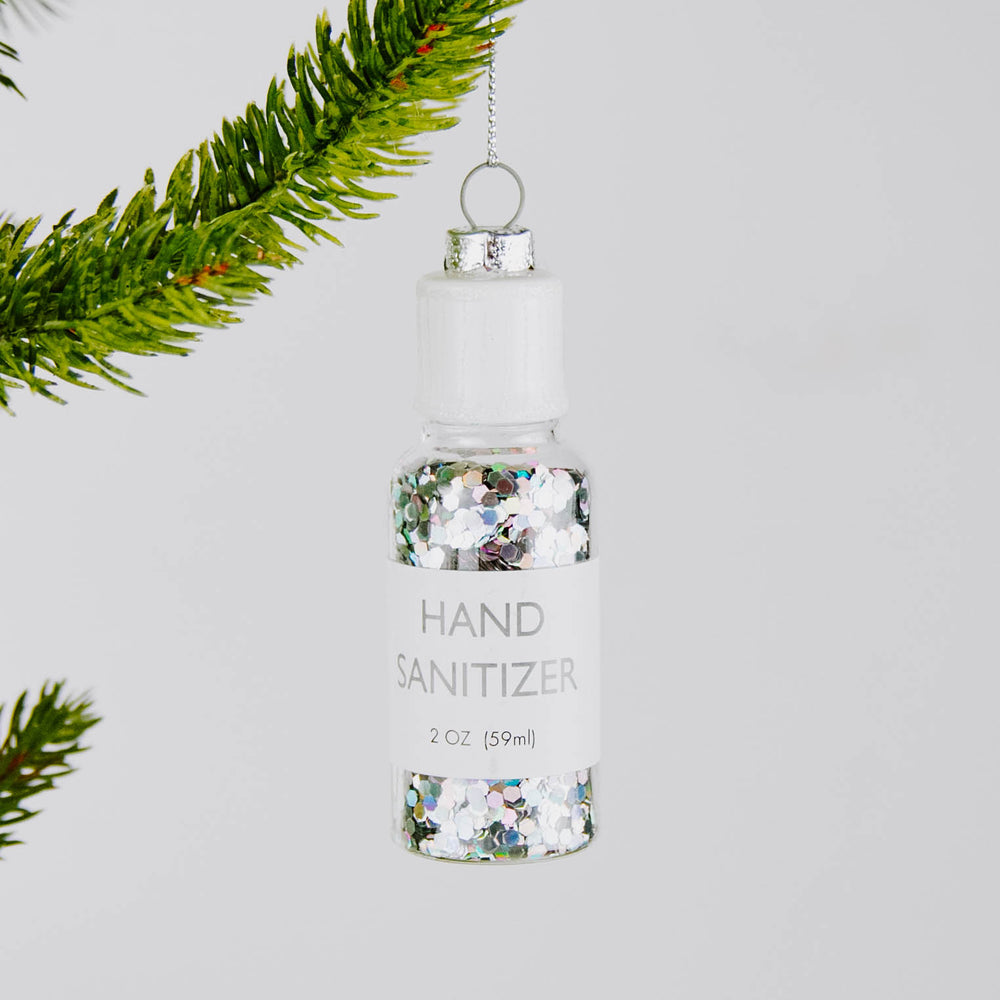 Hand Sanitizer Ornament