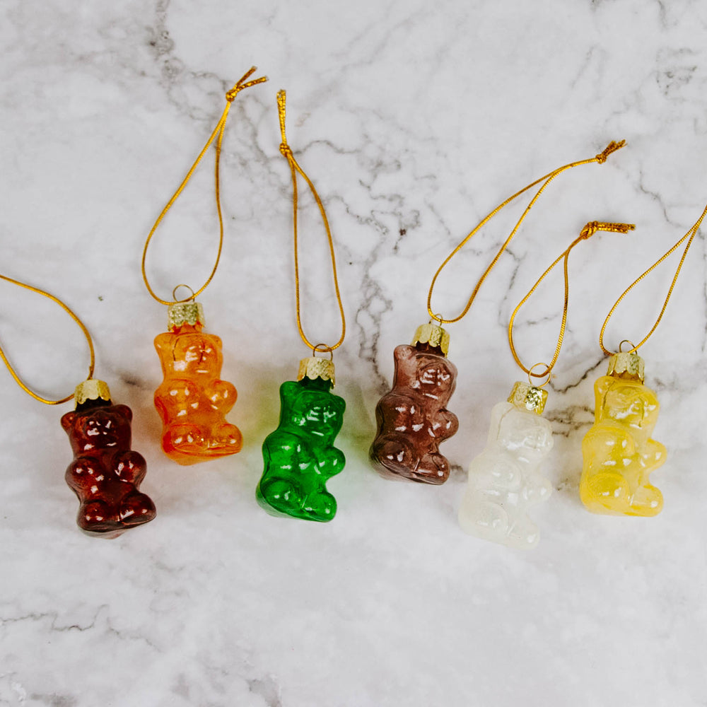 Gummy Bear Ornament