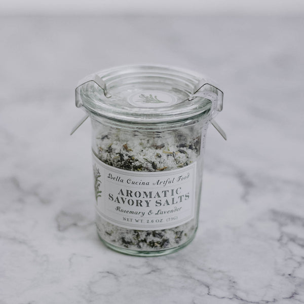 Specialty Savory Salts