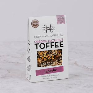 Handcrafted Toffee