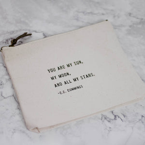 Quote Pouch