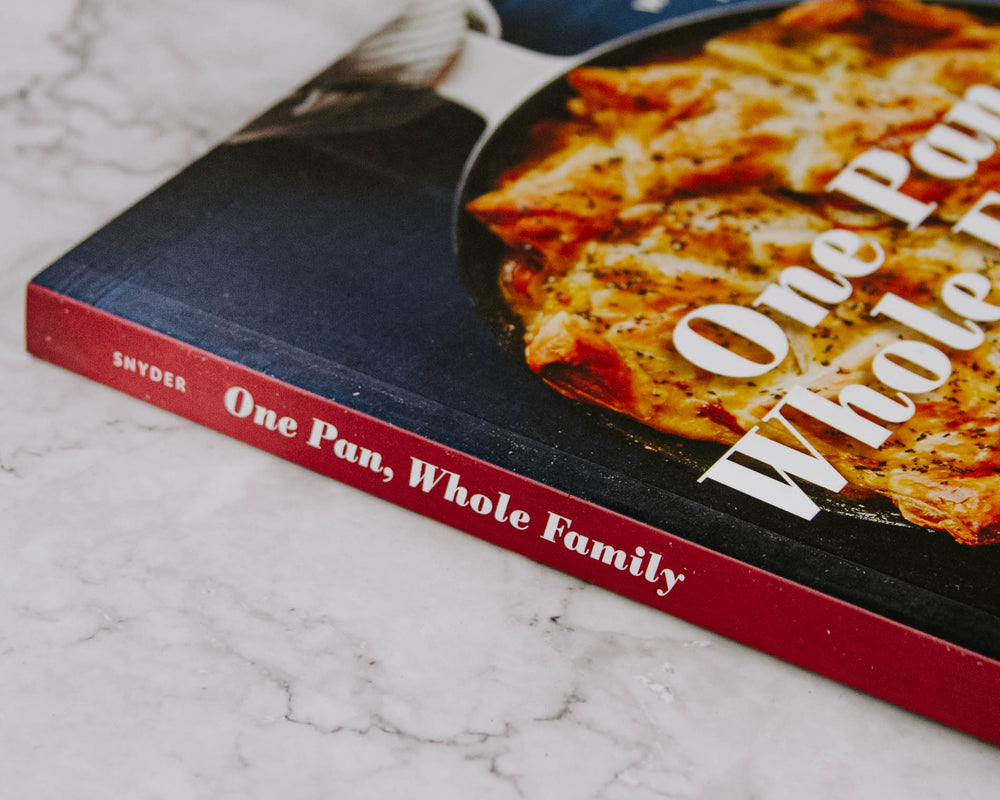 One Pan, Whole Family Book