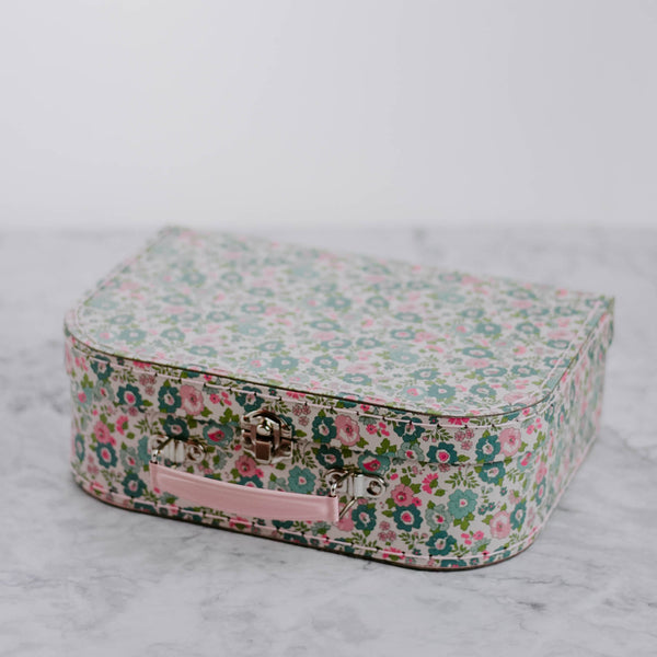 Kids Floral Carry Case