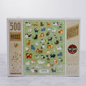 Illustrated Animal Puzzle