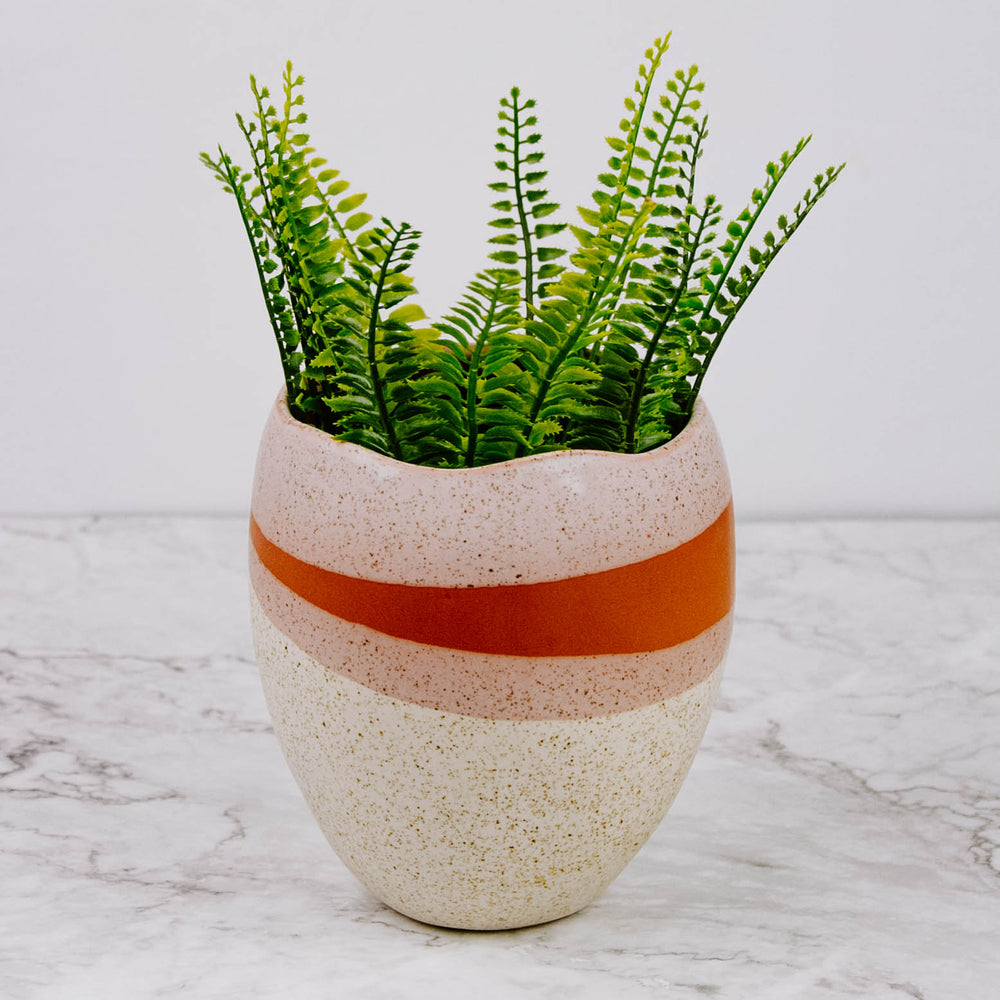 Horizon Ceramic Pot