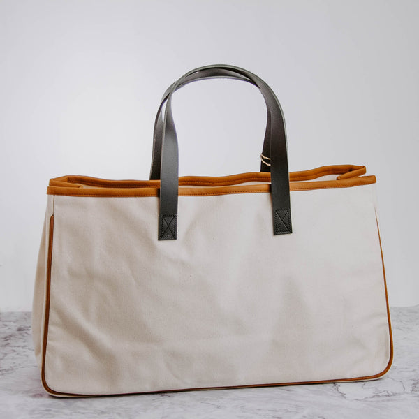 Getaway Canvas Tote Bag