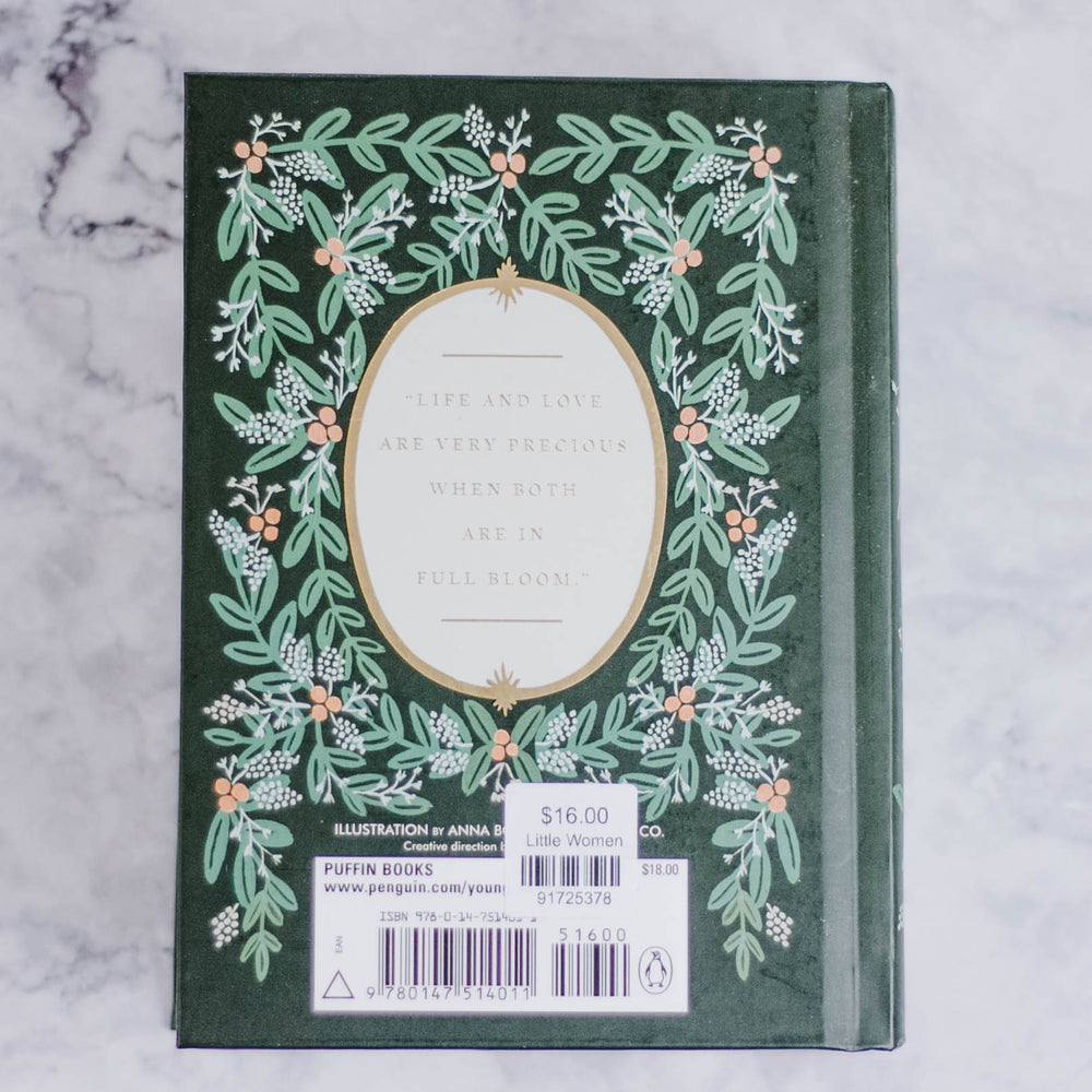 Floral Classic Book