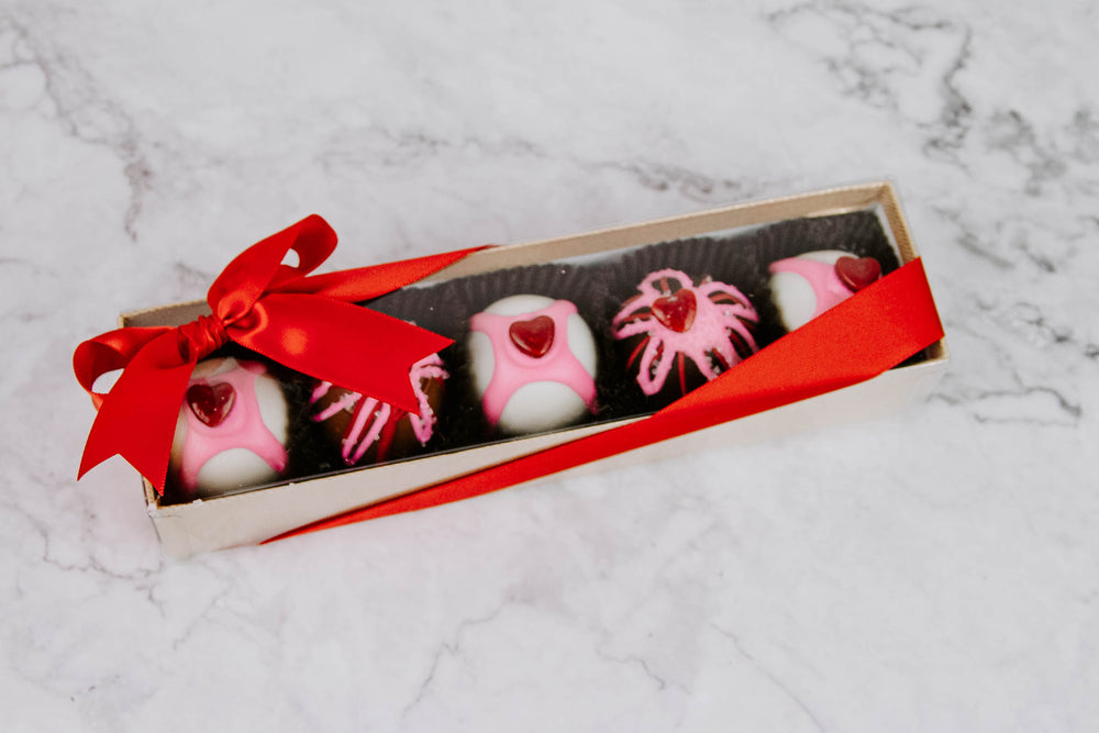 Load image into Gallery viewer, Assorted Heart Truffles
