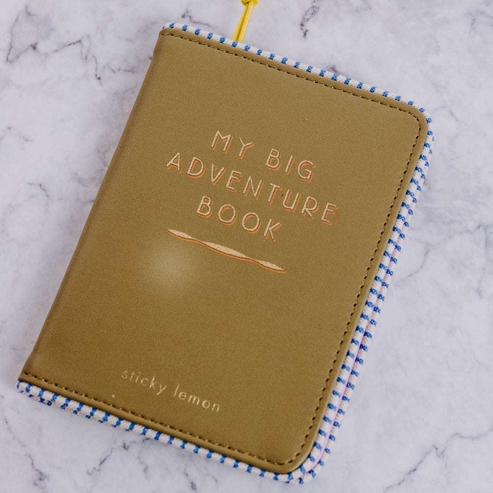 Kid's Passport Holder