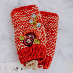 Handcrafted Winter Knits