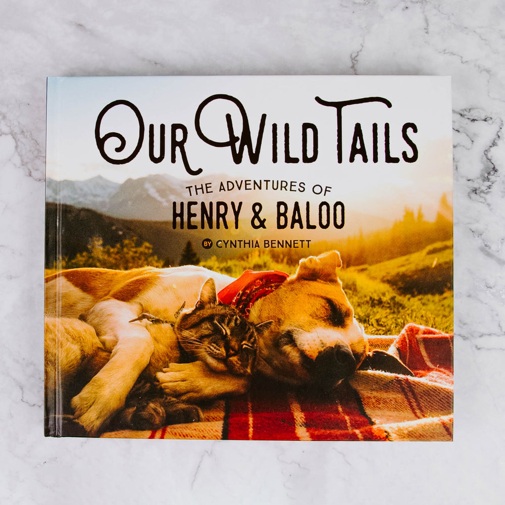 Our Wild Tails Book