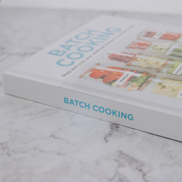 Batch Cooking Cookbook
