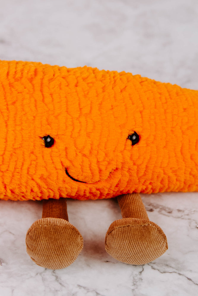 Load image into Gallery viewer, Plush Carrot