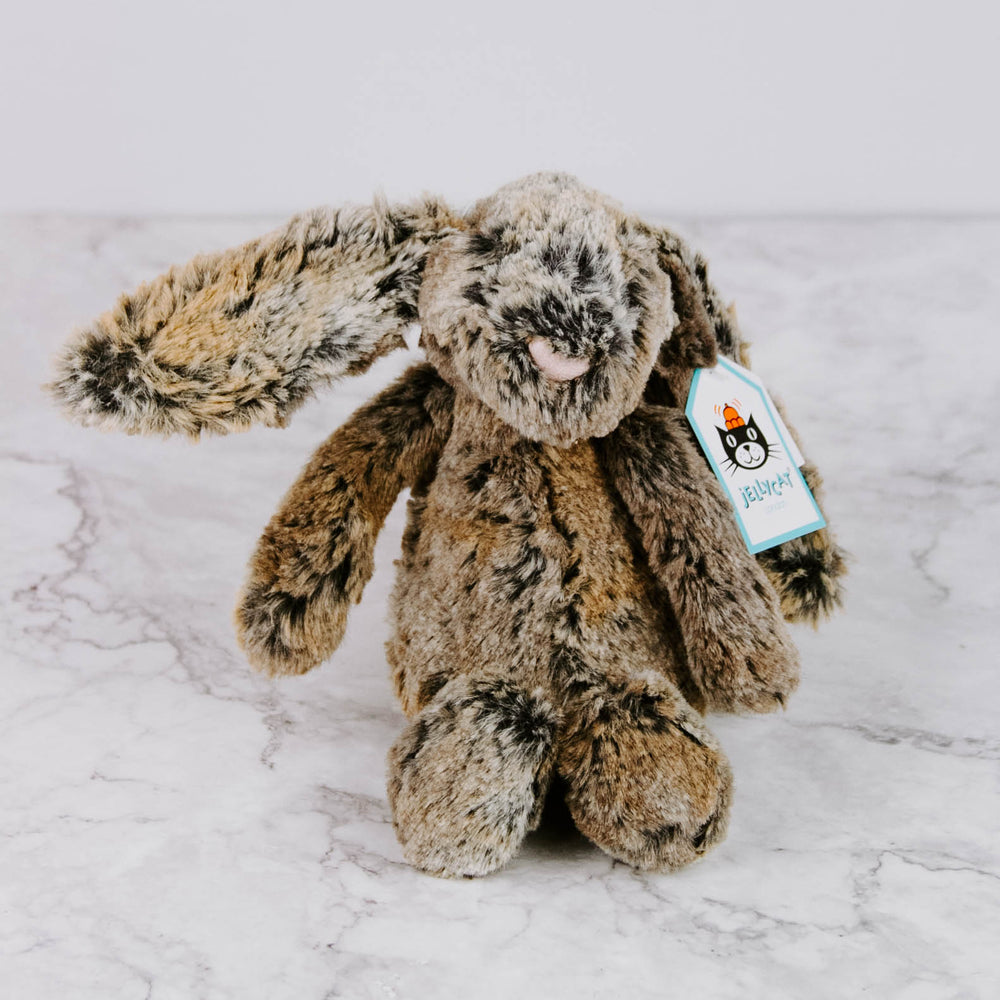 Load image into Gallery viewer, Plush Woodland Bunny