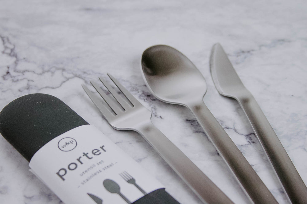 Load image into Gallery viewer, Reusable Utensil Set