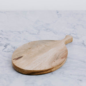Load image into Gallery viewer, Acacia Wood Cutting Board