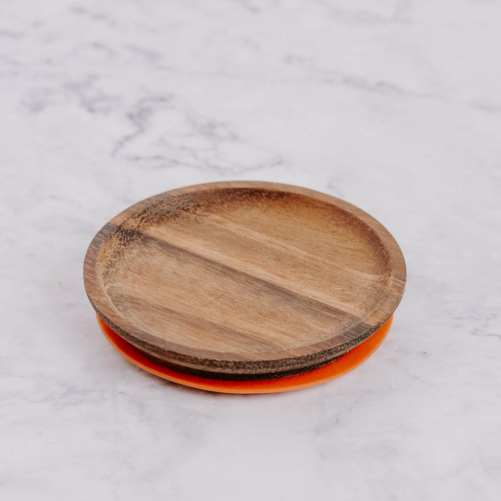 Wooden Weck Lid