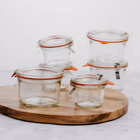 Mini Weck Mold Jars