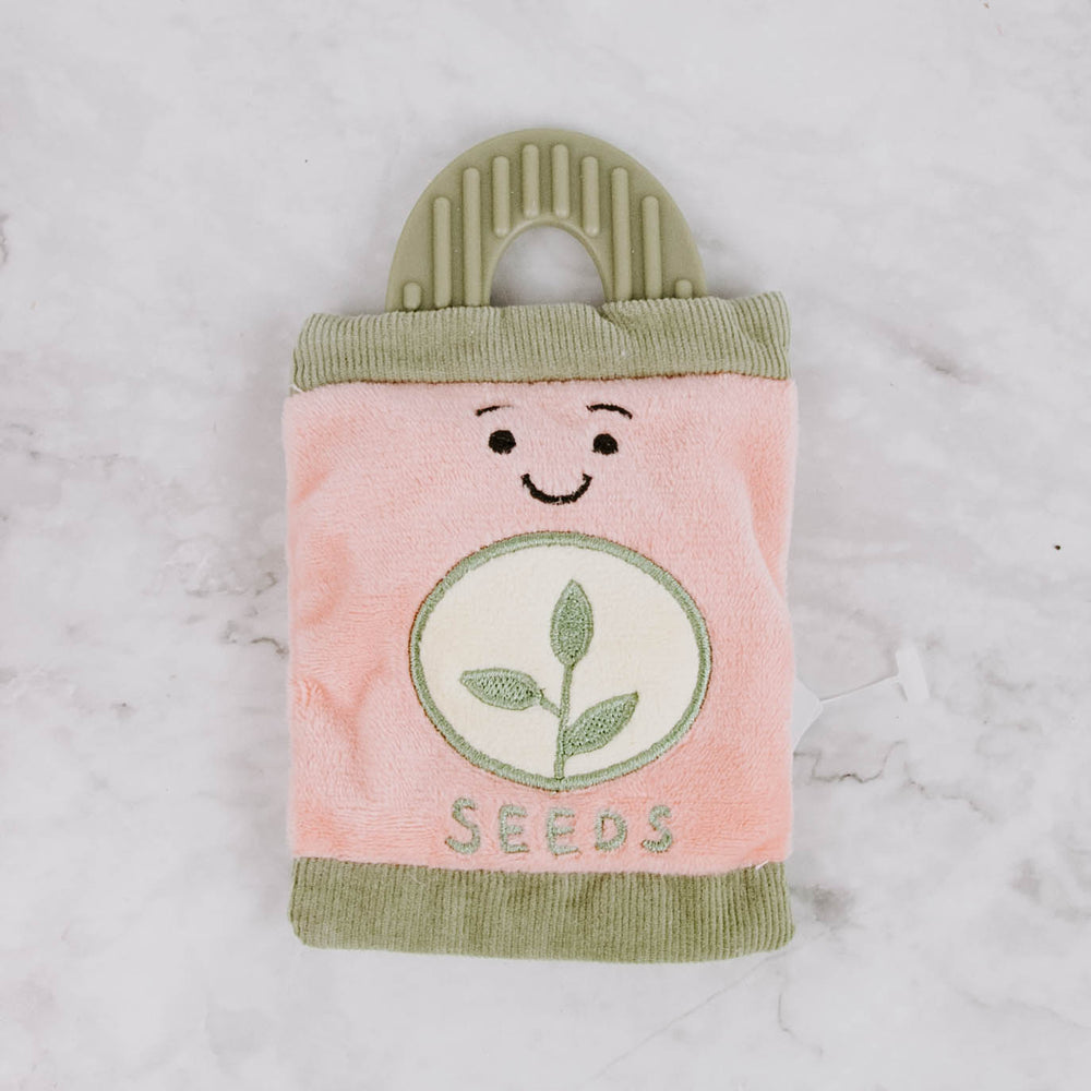 Plush Crinkle Seed Packet