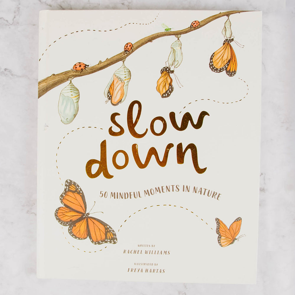 Slow Down Mindfulness Book
