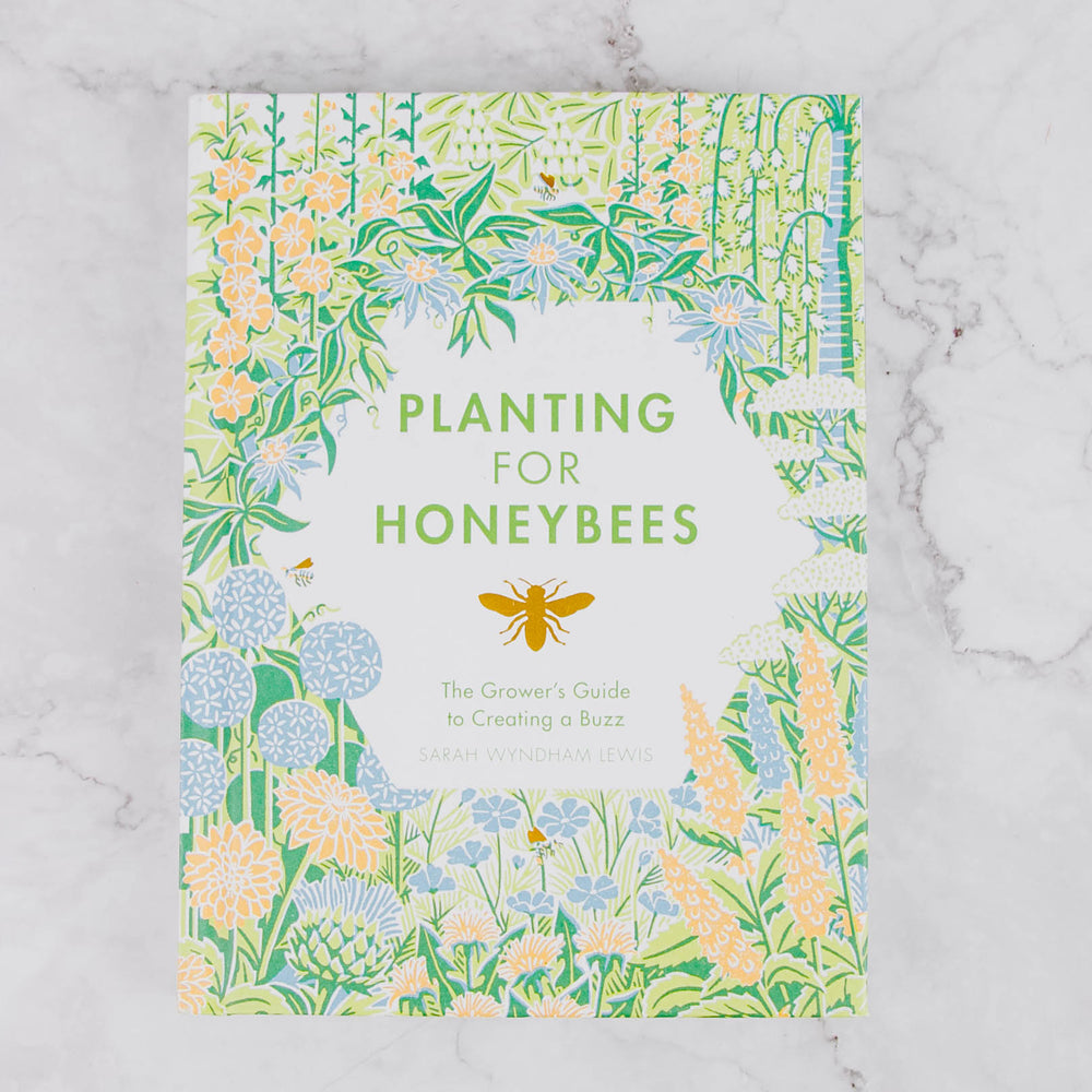 Planting for Honeybees Book