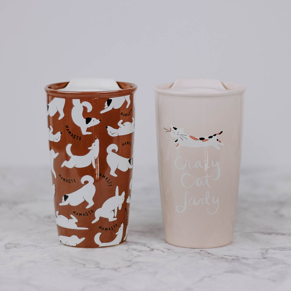 Pet Lover Travel Mug