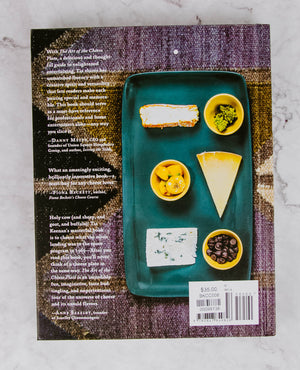 The Art Of The Cheese Plate Cookbook