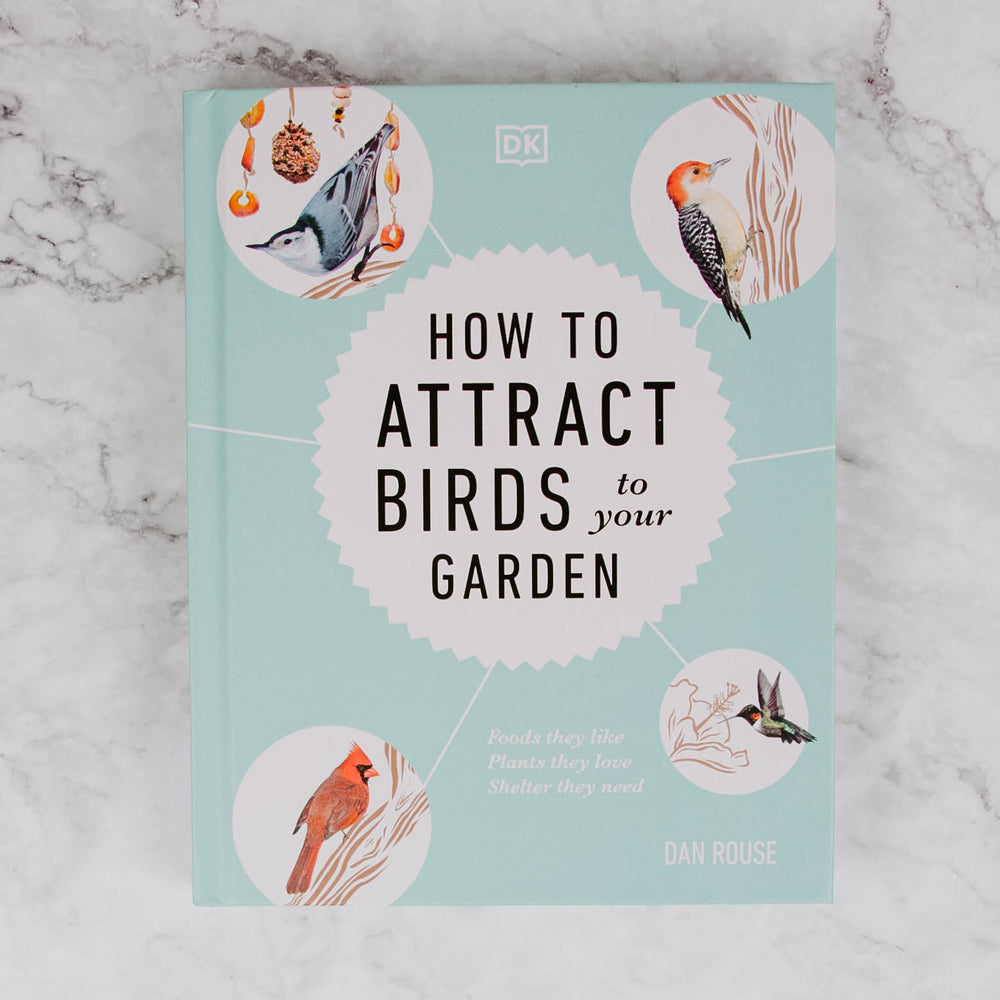 How To Attract Birds To Your Garden Book