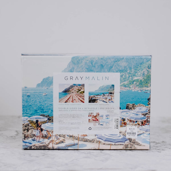 Double Sided Beach Puzzle