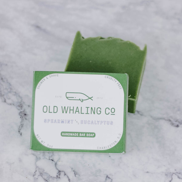 Old Whaling Co. Soap Bar