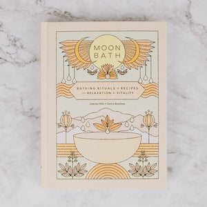 Load image into Gallery viewer, Moon Bath Book