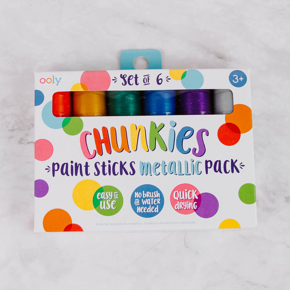 Chunkies Paint Sticks