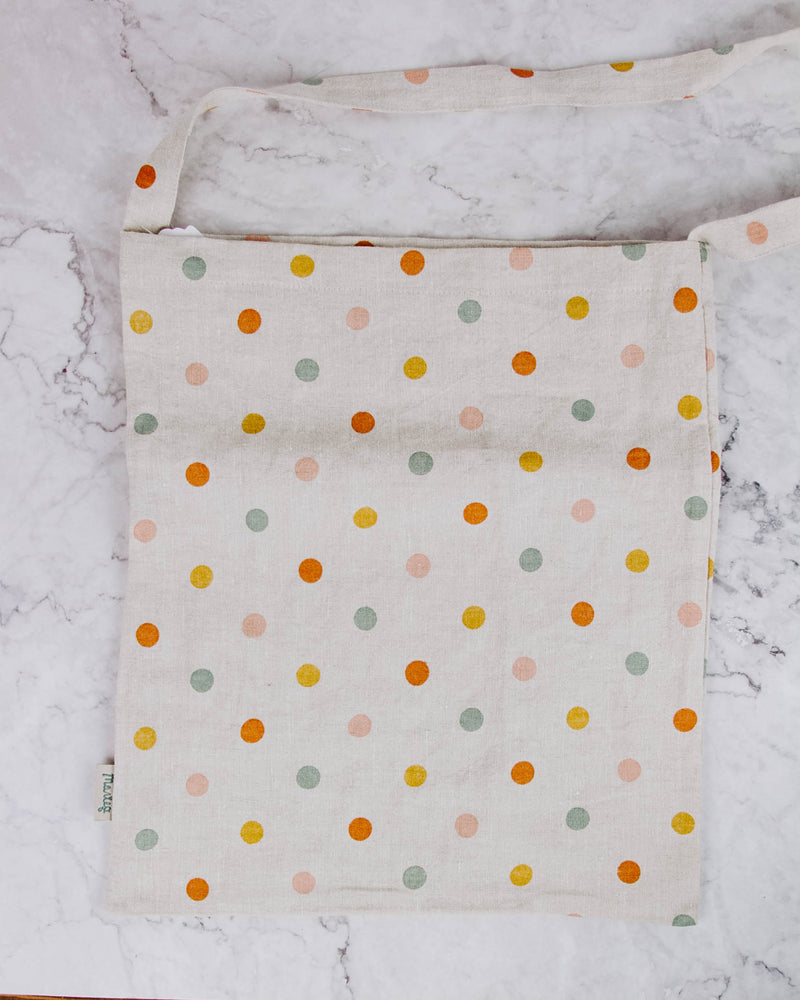 Load image into Gallery viewer, Polka Dot Tote Bag